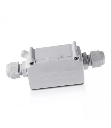 V-Tac koblingsboks - Til å montere ledninger, IP65 vanntett