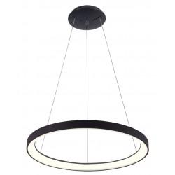 LEDlife Nordic48 Dimbar LED lampe - Moderne indirekte lys, Ø48, sort, inkl. oppheng
