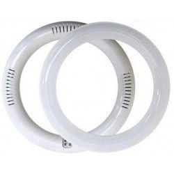 2D kompakt lysrør 11W LED sirkelrør - Ø25 cm, 230V