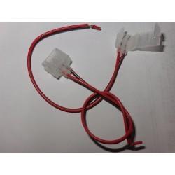 LED strips Plug til 5mm Neon Flex LED - Passer til 5x11 Neon Flex LED