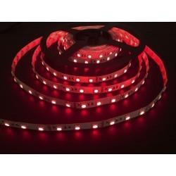Spesifik bølglængde LED Infraröd 850 nm 4,8W/m LED stripe - 5m, IP20, 60 LED per meter