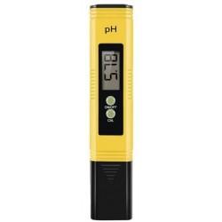 Hydroponic pH måler til vand - Digital, til hydroponik og mikrogrønt
