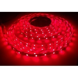Spesifik bølglængde LED Nær infraröd 730nm 4,8W/m LED stripe - 5m, IP20, 60 LED per meter