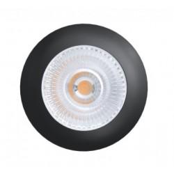 Downlights LEDlife Unni68 møbelspot - Høyde: Ø5,6 cm, Mål: Ø6,8 cm, RA95, svart, 12V
