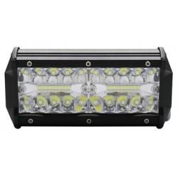 LEDlife 40W LED lysbar/ekstralys - Bil, lastebil, traktor, trailer, utrykningskjøretøyer, IP67 vanntett, 10-30V