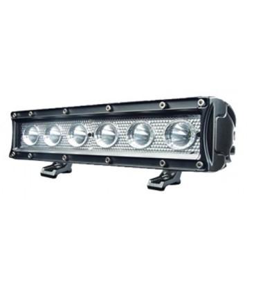 LEDlife 50W LED lysbro/ekstralys - Bil, lastebil, traktor, trailer, utrykningskjøretøyer, IP67 vanntett, 9-32V