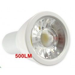 LEDlife LUX5 LED spotpære - 5W, dimbar, RA 95, 12V, MR16 / GU5.3