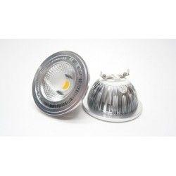G53 AR111 LED MANO5 - 5W, varm hvit, 12V, G53 AR111