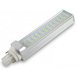 G24D LED pære - 13W, 180°