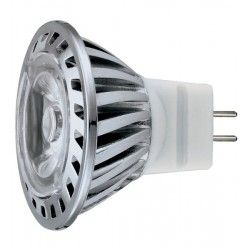 LEDlife UNO1 LED spotpære - 1W, 35mm, 12V, MR11 / GU4