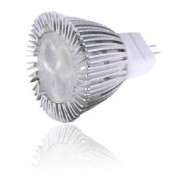 MR11 LED LEDlife HELO3 LED spotpære - 3W, dimbar, 35mm, 12V, MR11 / GU4