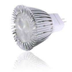 LEDlife HELO4 LED spotpære - 4W, dimbar, 35mm, 12V, MR11 / GU4