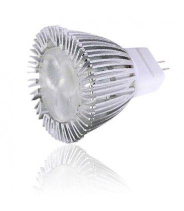 LEDlife HELO3 - 3W, dimbar, varm hvit, 35mm, 12V, MR11/GU4