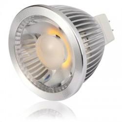 LEDlife FOKUS5 - LED pære, 5W, 12V, dimbar, MR16