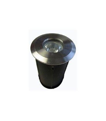Uplight hagelys - Varm hvit, 1W, 12V, 90 Lumen, 100% vanntett