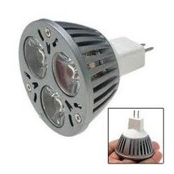 MR16 GU5.3 LED LEDlife TRI3 - LED pære, 3W, 12V, dimbar, MR16