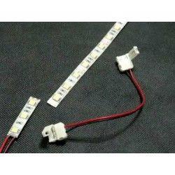 Tilbehør Fleksibel skjøt til LED strips - Til 5050 strips (10mm bred), 12V / 24V