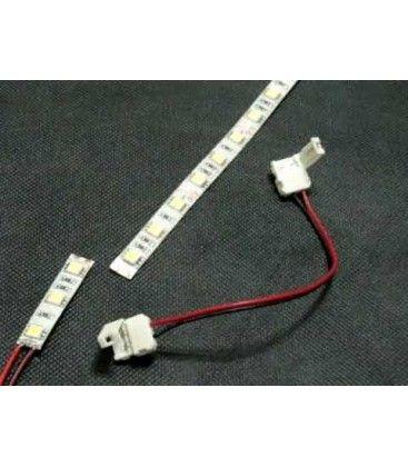 Fleksibel skjøt til LED strips - Til 5050 strips (10mm bred), 12V / 24V
