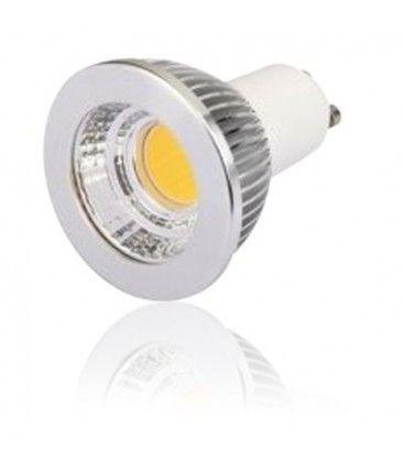 LEDlife COB5 - LED pære, 5W, 230V, dimbar, GU10