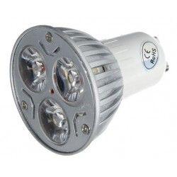 LEDlife TRI3 - LED pære, 3W, 230V, dimbar, GU10