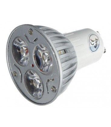 LEDlife TRI3 LED pære - 3W, 230V, GU10