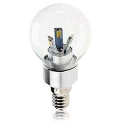 LEDlife KLAR4 - LED pære, 4W, 230V, E14