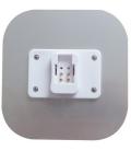 18W 2D LED - 2D sokkel, GR10q 4pin