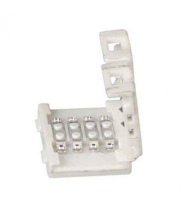 Skjøtestykke til 5050 LED strip - RGB (1 cm), 12V / 24V