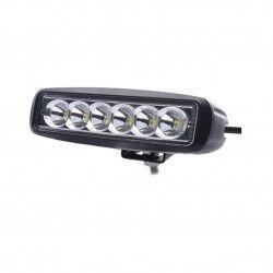 18W LED arbeidslys - Bil, lastebil, traktor, trailer, utrykningskjøretøyer, kald hvit, 12V / 24V