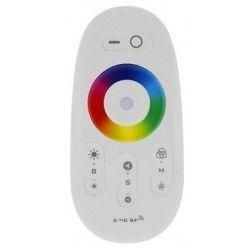 Fjernkontroll til RGB controller - Uten controller, 12V, RF trådløs, 220W
