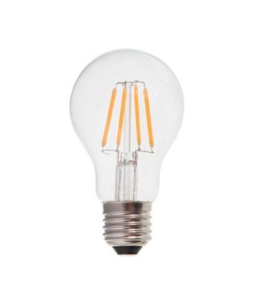 V-Tac 4W LED pære - Karbon filamenter, varm hvit, E27