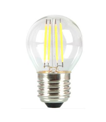 V-Tac 4W LED kronepære - Karbon filamenter, E27