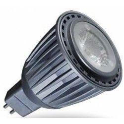 V-Tac 7W LED spotpære - 12V, MR16 / GU5.3