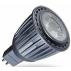 V-Tac 7W MR16 LED sharp COB pære - Fokusert 38 grader, 380lm, 12V