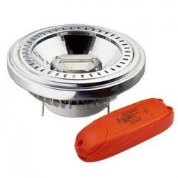 V-Tac 15W LED pære - Varm hvit, 230V, G53 AR111