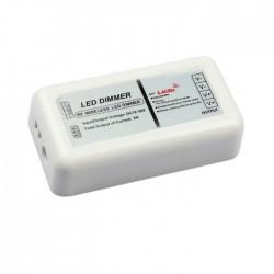 Tilbehør Trådløs dimmer uten fjernkontroll - RF trådløs, 12V (96W), 24V (192W)