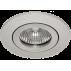 Daxtor Alu line downlight - Alu, til utendørs med GU10 fatning