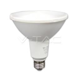 V-Tac 15W LED pære - PAR38, IP65 godkjent, E27