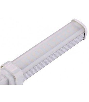 G24Q LED pære - 5W, 120°, mattert