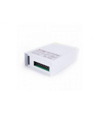 V-Tac 120W regntett strømforsyning - IP45, 12V, 10A
