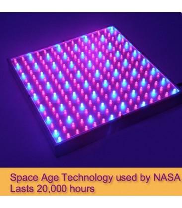 LED vekstpanel, 15W, 220V, Grow lamp