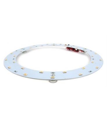 18W LED innsats - Ø25,1 cm, erstatt sirkelrør og kompaktrør
