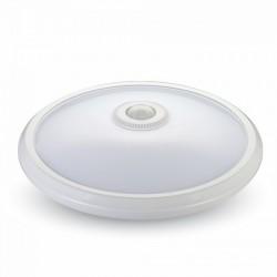 V-Tac 12W sensor lys - IP20, IR sensor, 230V