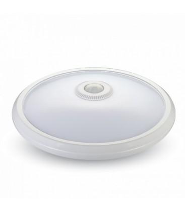 V-Tac 12W sensor lampe - IP20, IR sensor, 230V