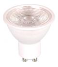 V-Tac 7W LED pære - 110 grader, 500lm, varm hvit, GU10
