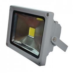 V-Tac LED Lyskaster 30W - Varm hvit, utendørs