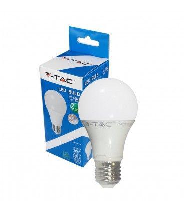 V-Tac 10W LED pære - E27, 200 grader