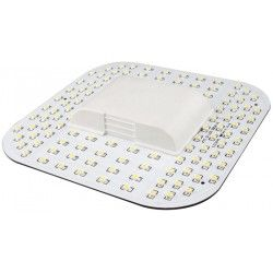 2D kompakt lysrør 9W 2D LED - 2D sokkel, GR8q 2pin, varm hvit
