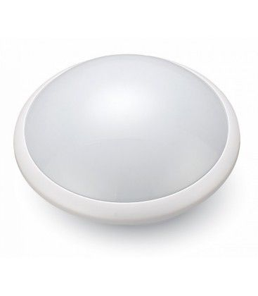 V-Tac sensorlampe - Mikrobølge sensor, IP44 utendørs, E27 fatning, uten lyskilde