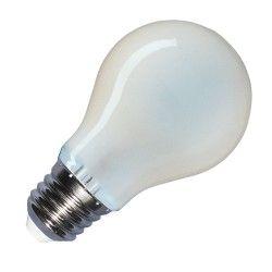 V-Tac 8W LED pære - Karbon filamenter, mattert, E27